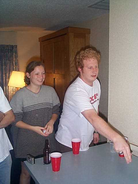 Meg and Eric